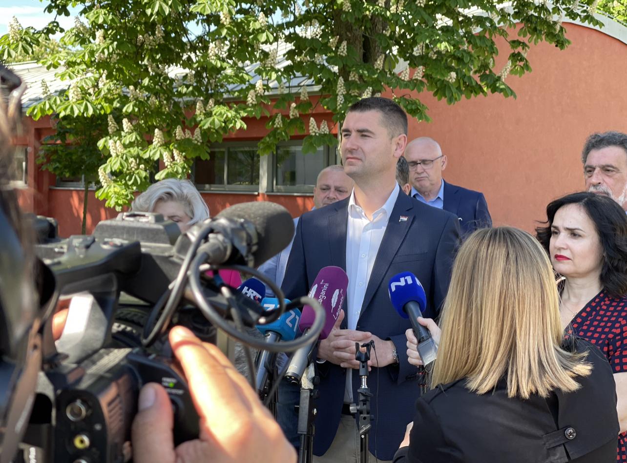 Filipović krivi Bandića i oporbu za propali Kampus: HDZ prije 14 godina obećao 'hrvatski Harvard'