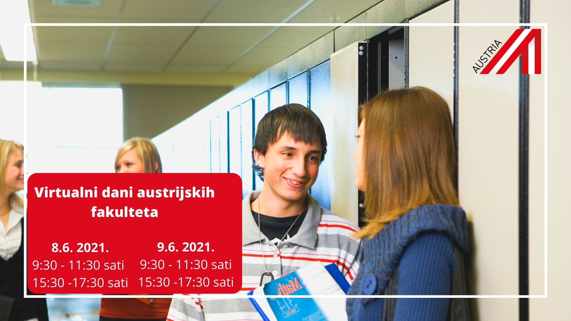 Virtualni dani austrijskih fakulteta