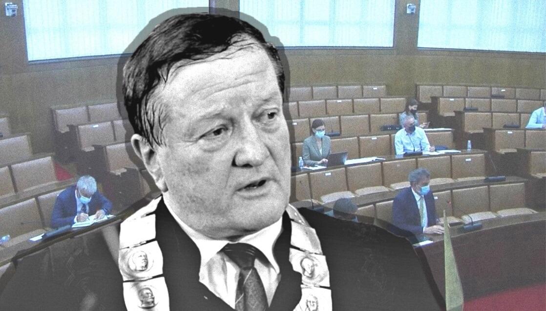 Ovo je 6 ključnih točaka rasprave saborskog odbora o Borasovoj odgovornosti: On se, podsjetimo, nije pojavio