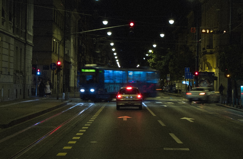 Kratka horor priča: Noćna vožnja javnim prijevozom