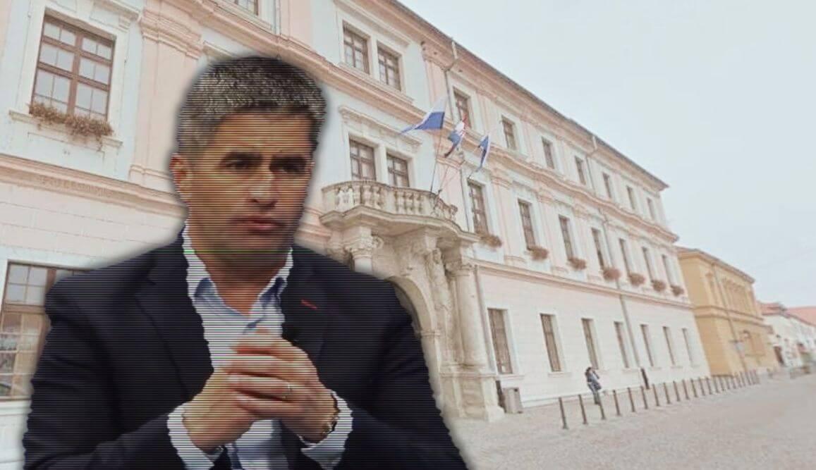[FOTO] Natpisom na zidu ulice u Splitu netko se baš fino narugao doktoratu Vice Mihanovića