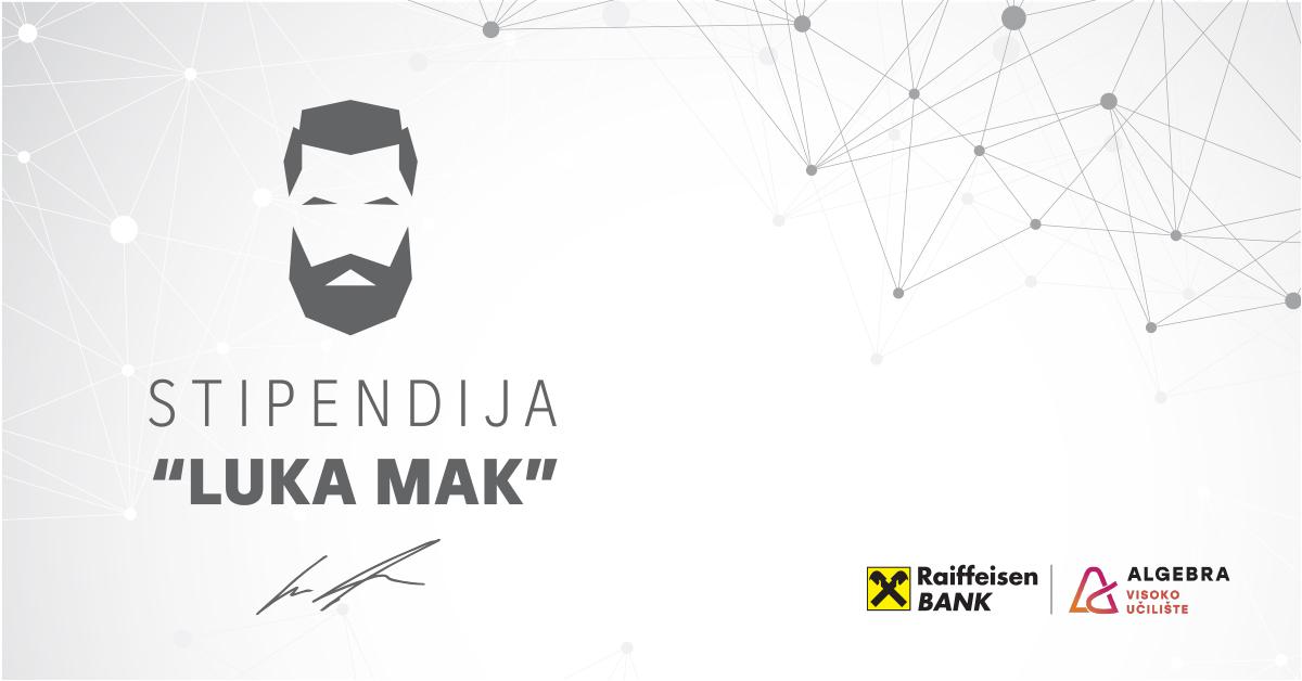 Stipendija Luka Mak: RBA u spomen na preminulog kolegu pomaže budućim studentima