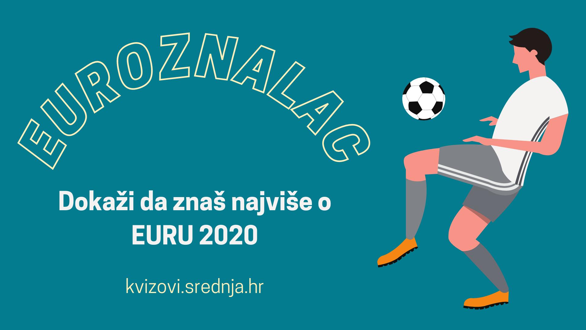 Postavi pitanje o Euru 2020 i dokaži da imaš najveće znanje o nogometu