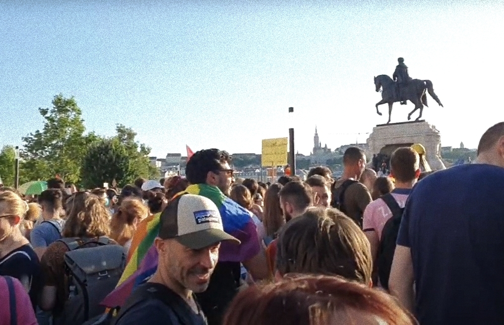 LGBT protest mađarska
