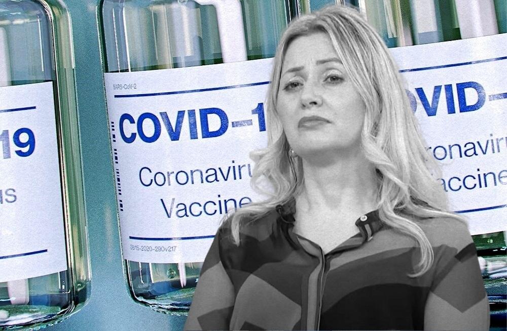 Je li Capakovoj zamjenici netko naredio da pušta probne balone o cijepljenju djece?