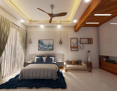 Sree Dhanya Home decor - Bedroom
