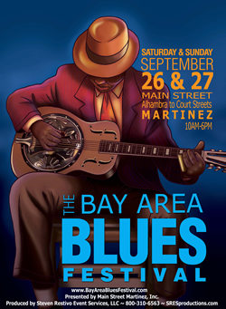 2015 Bay Area Blues Festival