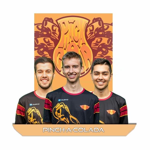 Team mYinsanity with logo and photos