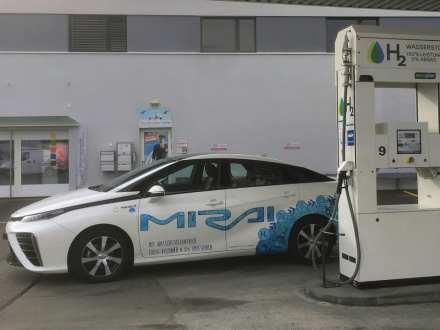 Wasserstoff – das Benzin von Morgen?