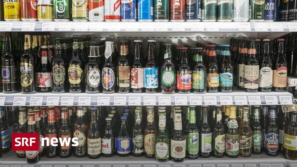 bierkonsum gesunken kleine brauereien