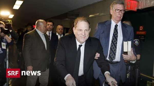 """Prozess gegen Harvey Weinstein - """"Es wird auf die Glaubwürdigkeit der Opfer ankommen"""""""