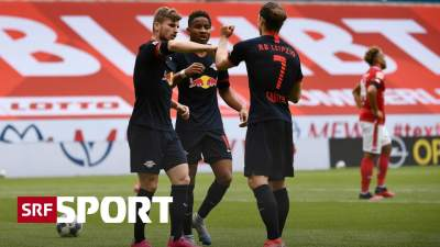 Klare Resultate am Sonntag - Leipzig überrollt Mainz - Schalke mit dem nächsten Dämpfer