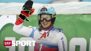 Shiffrin wins night slalom – Holdener curves podium in Flachau – Gisin and Rast also strong – sport