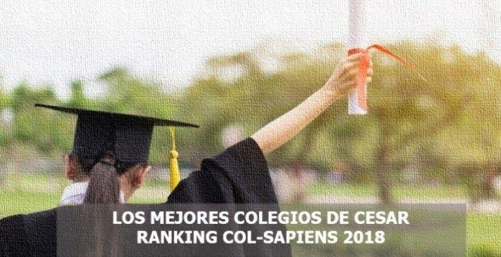 LOS MEJORES COLEGIOS DE CESAR