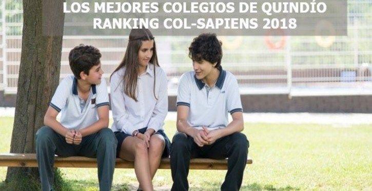LOS MEJORES COLEGIOS DE QUINDIO