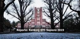 Reporte Ranking DTI-Sapiens 2019