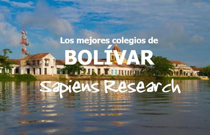 Ranking de los mejores colegios de Bolívar