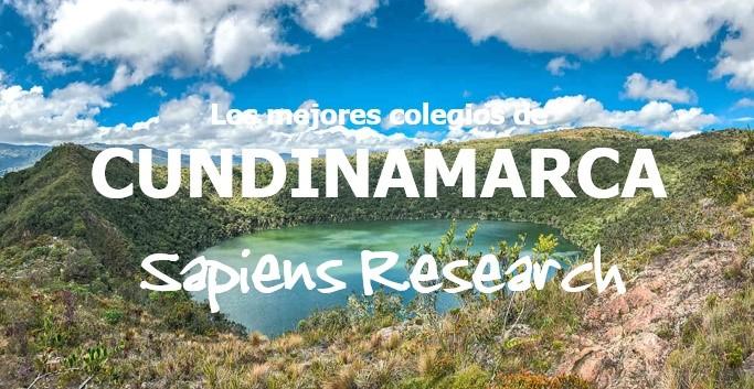 Ranking de los mejores colegios de Cundinamarca