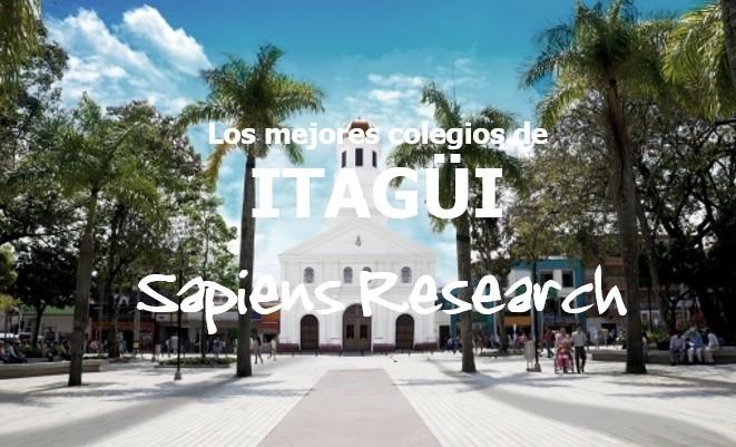 Ranking de los mejores colegios de Itagüi 2019-2020