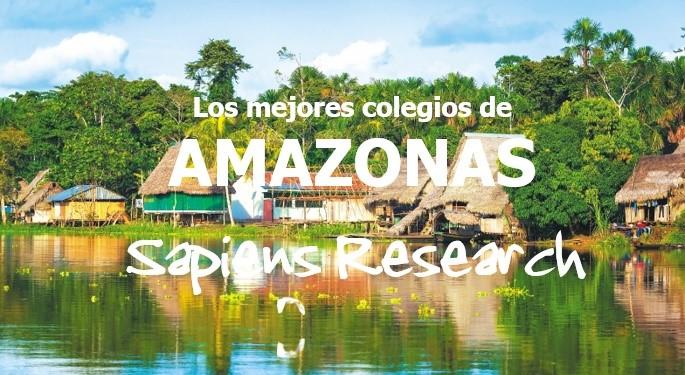 Ranking de los mejores colegios de Amazonas