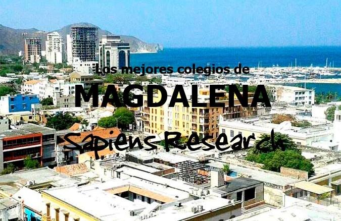 Ranking de los mejores colegios de Magdalena