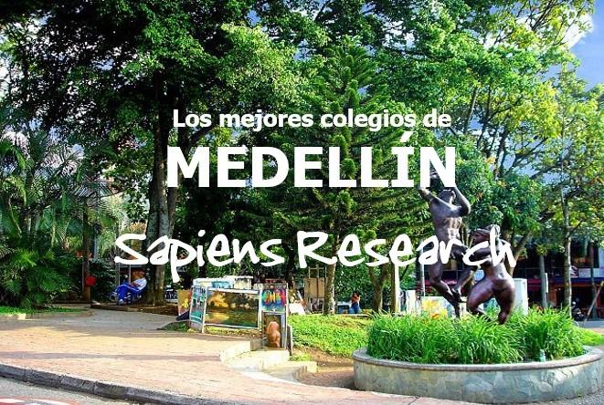 Ranking de los mejores colegios de Medellín 2019-2020