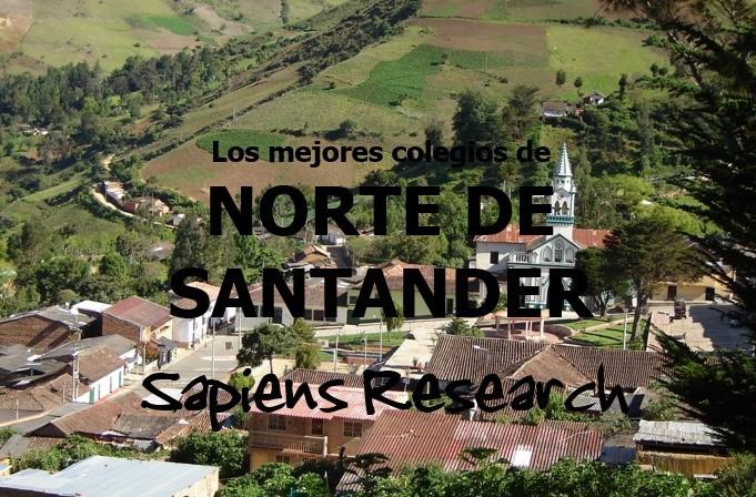 Ranking de los mejores colegios de Norte de Santander 2019-2020