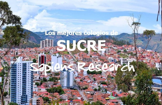 Ranking de los mejores colegios de Sucre 2019-2020