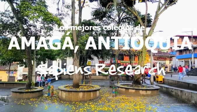 Los mejores colegios de Amagá, Antioquia