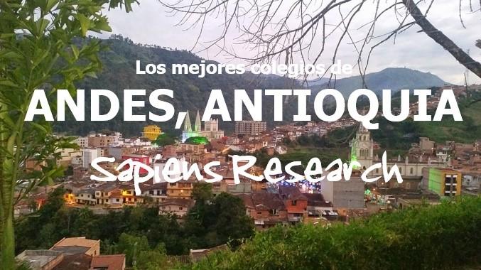 Los mejores colegios de Andes, Antioquia