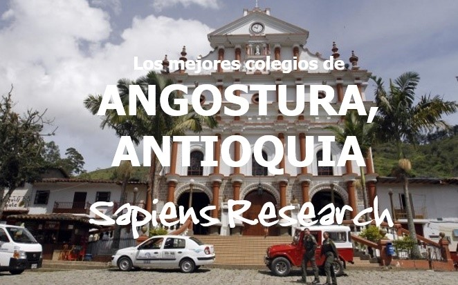 Los mejores colegios de Angostura, Antioquia