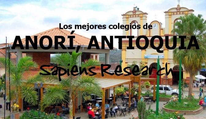 Los mejores colegios de Anorí, Antioquia