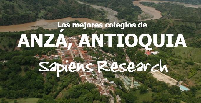 Los mejores colegios de Anzá, Antioquia