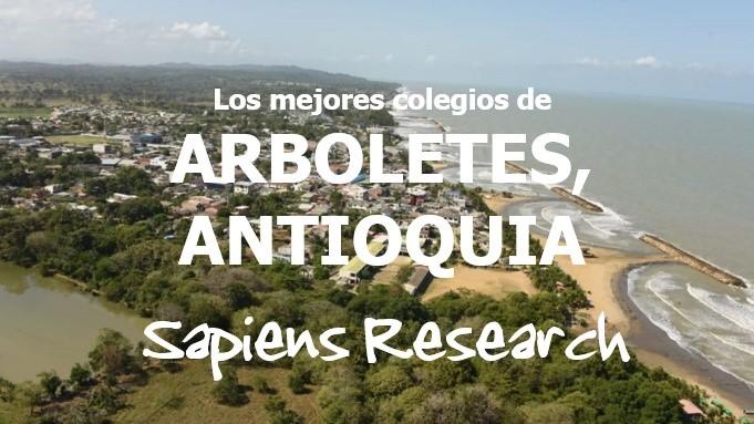Los mejores colegios de Arboletes, Antioquia
