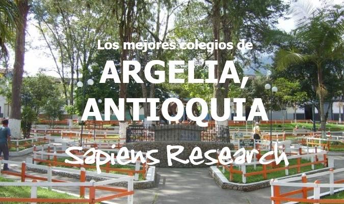 Los mejores colegios de Argelia, Antioquia