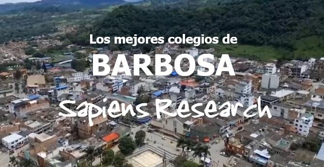 Ranking de los mejores colegios de Barbosa 2019-2020