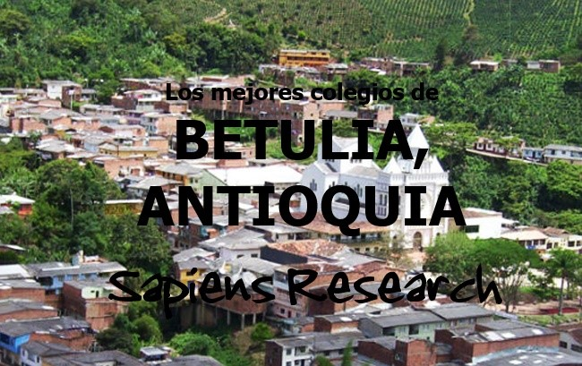 Los mejores colegios de Betulia, Antioquia
