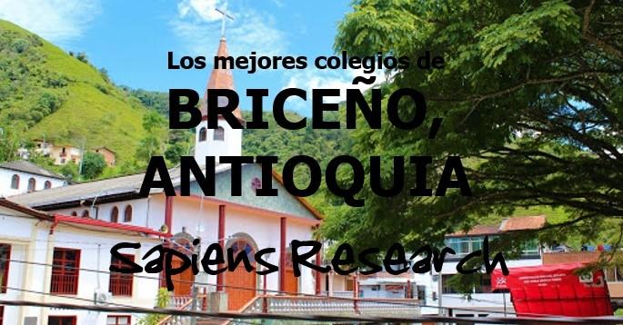 Los mejores colegios de Briceño, Antioquia