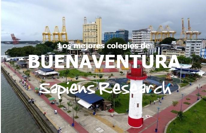 Ranking de los mejores colegios de Buenaventura 2019-2020