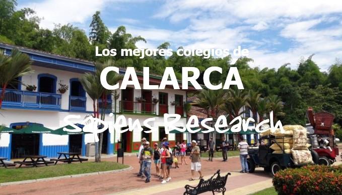 Ranking de los mejores colegios de Calarcá 2019-2020