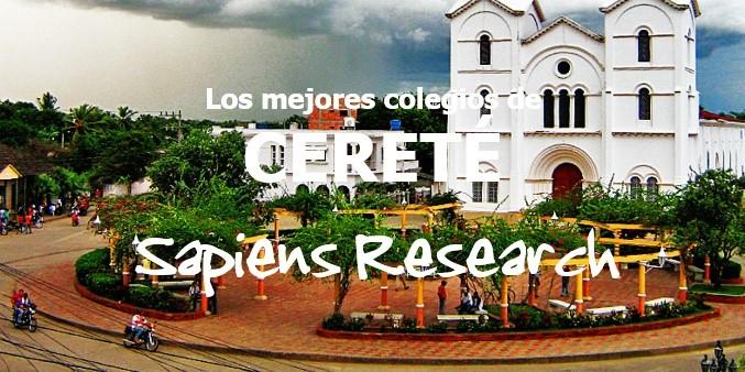 Ranking de los mejores colegios de Cereté 2019-2020