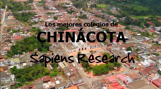 Ranking de los mejores colegios de Chinácota 2019-2020