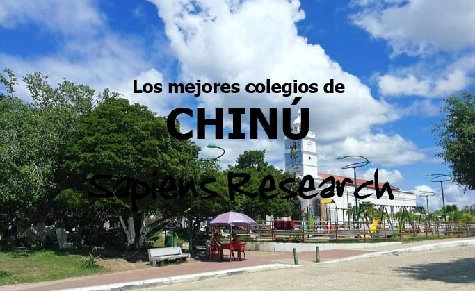 Ranking de los mejores colegios de Chinú 2019-2020