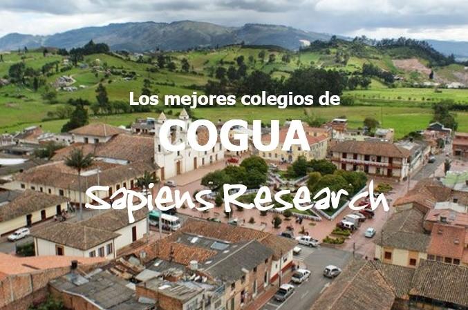 Ranking de los mejores colegios de Cogua 2019-2020
