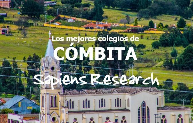 Ranking de los mejores colegios de Cómbita 2019-2020