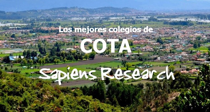 Ranking de los mejores colegios de Cota 2019-2020
