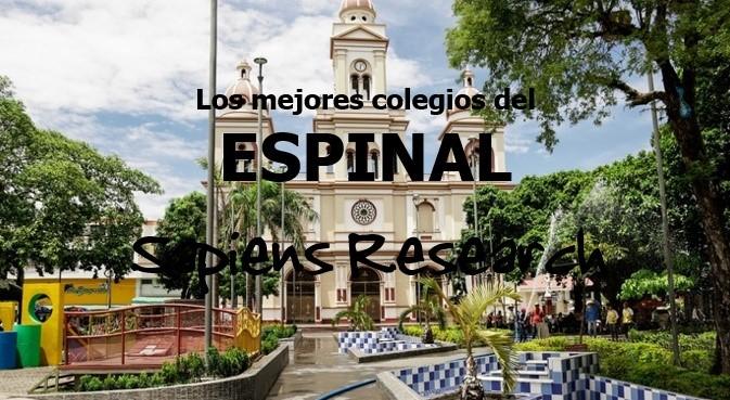 Ranking de los mejores colegios del Espinal 2019-2020