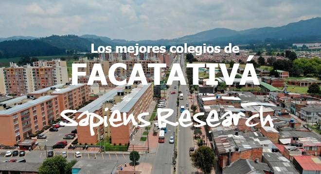 Ranking de los mejores colegios de Facatativá 2019-2020