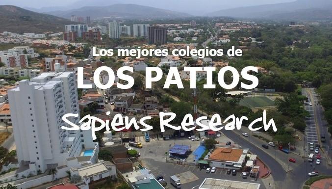 Ranking de los mejores colegios de Los Patios 2019-2020
