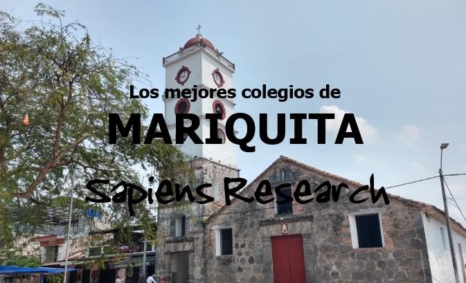 Ranking de los mejores colegios de Mariquita 2019-2020